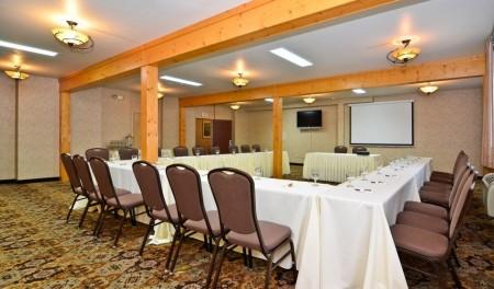 Evergreen Room U-Shape-Evergreen Colorado Events