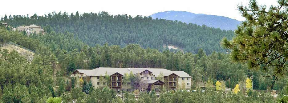 Exterior Evergreen Hotels