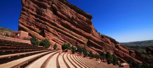 Denver hotels near red rocks amphitheater