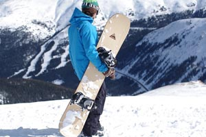 Ski and Stay Package
