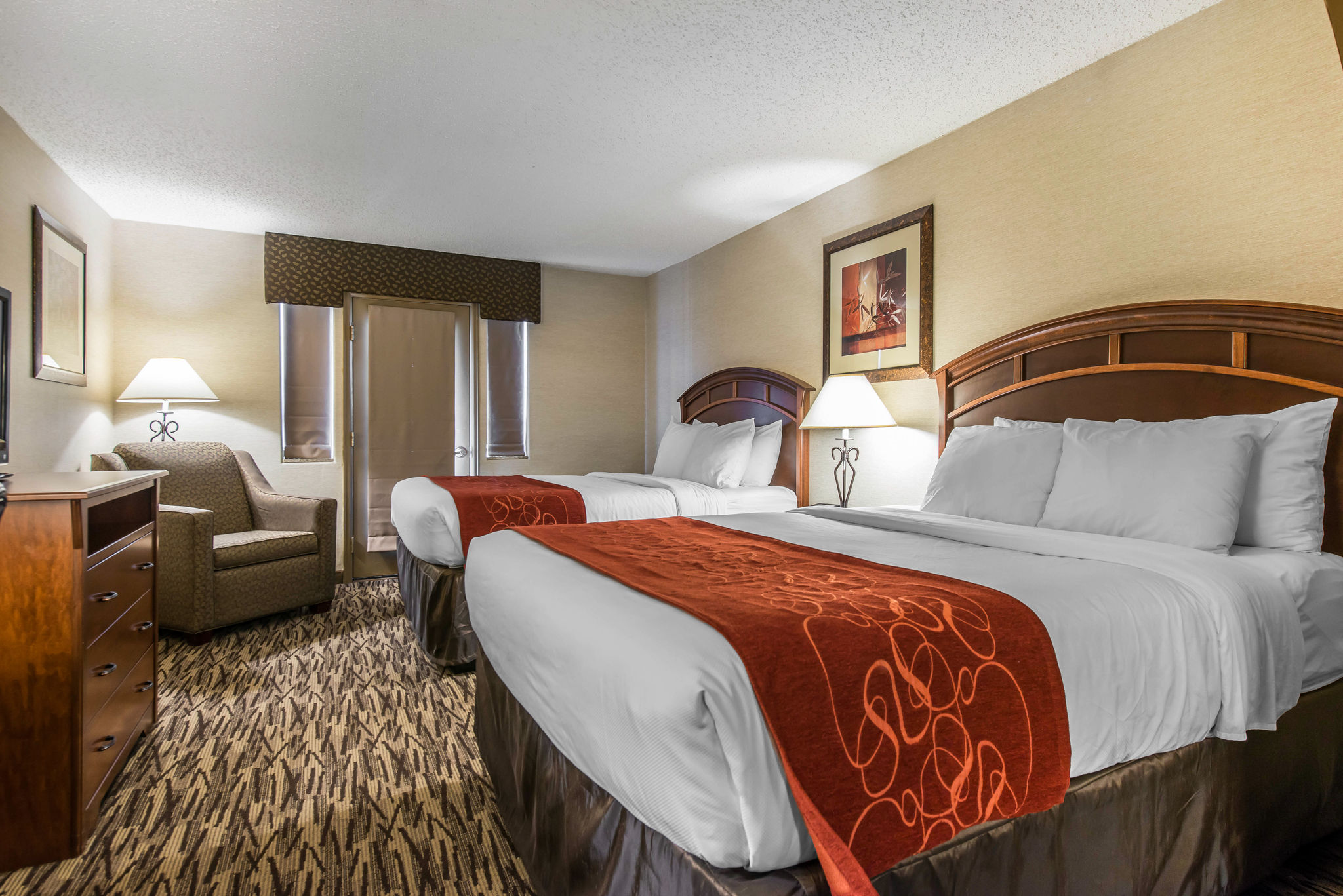 Hotel Rooms Comfort Suites Golden West On Evergreen Parkway